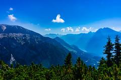Koenigssee from Adlerhorst (sila87) Tags: alpen barensteinkogel berchtesgaden kehlsteinhaus obersalzberg osterreich urlaub uttendorf wandern weissee