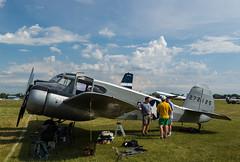 N88878 Cessna T-50, Oshkosh (wwshack) Tags: airventure2016 bobcat cessna eaa eaaairventure kosh osh oshkosh t50 usairforce usa unitedstates whittmanregional wisconsin n88878