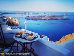 Good morning #world!!!! Have a #perfect day! (bookingsantorini) Tags: santorini greece travel holiday hotel villa bookingsantorini greekisland cyclades vacation santorinihotels trip traveller aegean mediterranean travelgreece greek