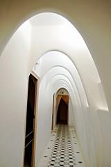 Casa Batll (oliviar12@rocketmail.com) Tags: gaudi casabatll architecture white door curve barcelona spain art photographer photo travel