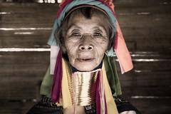 Tell me the future (Jaymz1916) Tags: karen tribe tribu chian mai thalinadia thailand summer woods portrait old future bruja retrato