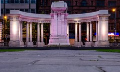 Belfast War Memorial (Conor Daniel Kinahan) Tags: belfast county antrim northern ireland war memorial culture rememberance somme world one 1 2 two afghanistan iraq city hall soldier