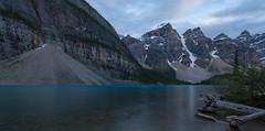 Along Lake Moraine (Ken Krach Photography) Tags: lakemoraine banffnationalpark