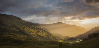 Glen Lyon sunrise