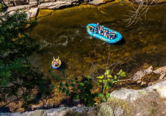 Raft & Tube (Dmarier) Tags: raft tube ausable chasm newyork outdoor