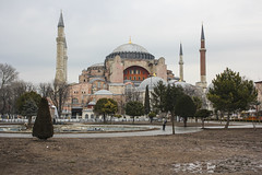 Hagia Sophia Dome (chrisdingsdale) Tags: hagiasophia ayasofya istanbul turkey ancientbasilica basilica ancient relics dome museum ottomans mosque majesticstructure majestic emperorconstantine romanemperorjustinian landmark building architecture sophia hagia islam turkish muslim historic ottoman religious aya religion sofia temple islamic heritage famous byzantine constantinople church sofya empire eastern culture ornamental old arabic orient orthodox ornament cathedral medieval