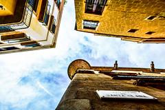 Santa Clara (-REcallable-Memories-of-ET-) Tags: barcelona espana eszetams sommer nyr street santa clara