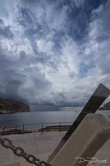 dany-durwael-de-5285 (dany.durwael) Tags: sturm dierauesee meer regen wolken segelboot horizont