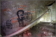 Ramsgate Wind Tunnels,Air Raid Tunnels, by Dan Hogben (2) (Disco-Dan) Tags: abandoned underground tunnels derelict arp afterdark ramsgate urbex airraidshelter canon7d samyangfisheye samyangfisheyelens urbanexbloration danhogbenphotography undergroundthanet
