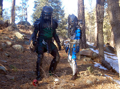 Preds4sm (Kurt Colin) Tags: arizona predator comicon