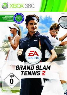 ea sports grand slam tennis video game