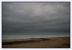 Juno Beach & Sword Beach (Images d.ailleurs) Tags: winter beach hiver playa normandy plage calvados swordbeach normandia junobeach normandi courseullessurmer