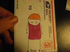 Untitled (ICE_SSD) Tags: art graffiti label stickers mustang usps graff 228 slaps