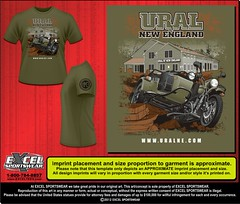 "Ural of New England 25208240 TEE • <a style=""font-size:0.8em;"" href=""http://www.flickr.com/photos/39998102@N07/8430157692/"" target=""_blank"">View on Flickr</a>"