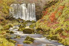 Scale Haw Waterfall...IMG_7400.jpg (Katybun of Beverley) Tags: uk longexposure trees landscape waterfall rocks yorkshire hebden hdr northyorkshire hebdenbeck scalehawwaterfall