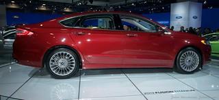 2013 Washington Auto Show - Upper Concourse - Ford 1 by Judson Weinsheimer