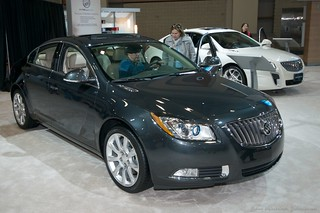 2013 Washington Auto Show - Upper Concourse - Buick 3 by Judson Weinsheimer