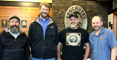Group Shot (deschutesbrewery) Tags: collaboration barleywine rogueales northcoastbrewingcompany deschutesbrewery classof88