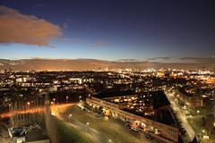 Twilight Rotterdam (davidvankeulen) Tags: city skyline night rotterdam europe nacht stadt highrise nightview turm kopvanzuid ville stad zuid urbanlandscape hochhaus rotterdamzuid hoogbouw skylinerotterdam urbanfield davidvankeulen davidcvankeulen urbandc metropoolrotterdamdenhaag davidvankeulennl