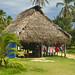 Capanno degli artigiani in Bocas del Drago