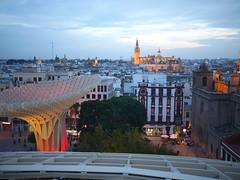 Metropol Parasol Seville, Spain (michael.robb) Tags: architecture spain seville parasol metrosol