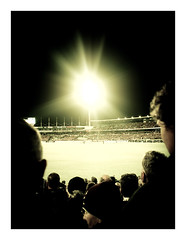 A Knife's Edge (vapours) Tags: light sport football stadium crowd australia finals adelaide southaustralia afl aamistadium olympus17mm olympusem5 finalsfootball