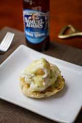 "Lobster Benedict with Hopped ""Beer""-naise Sauce (Another Pint Please...) Tags: cooking beer sauce tail grill alcohol brewery lobster samueladams hops bernaise alpinespring"