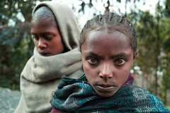 Ethiopian soul (tsiklonaut) Tags: world life africa travel girls friends portrait people mountains cold eye girl strange face rural forest hair bride clothing amazing eyes close african young culture personality adventure cover experience soul attractive stunning third looks strong cloth ethiopia soulful portree direct vie adv developing portrature ethiopian evocative aafrika etioopia directl tsiklonaut