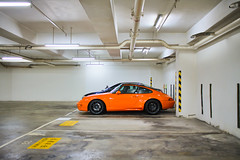 Orange Porsche 911 Carrera / Crazyisgood  Human Logistics / SML.20130219.EOSM.02364.P1.L1 (See-ming Lee  SML) Tags: china urban hk orange cars colors cn photography hongkong design crazy 911 human porsche forms  carpark    hkg reviews opinions logistics newterritories      sml  maonshan    fav10     eosm ccby seeminglee 911carrera smlprojects crazyisgood  smluniverse smllove smlphotography vistaparadiso smlforms sml:projects=forms canoneosm humanlogistics canonefm22mmf2stm sml:projects=humanlogistics sml:projects=crazyisgood smlopinions  fl2fbp
