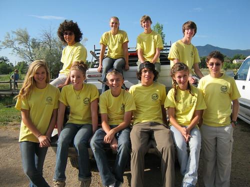 Photo - 2011 Junior Rangers