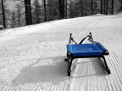 Time for winter fun (Bernenka) Tags: winter snow sled sledge