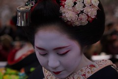 Tea Ceremony 26 (KyotoDreamTrips) Tags: japan kyoto teaceremony   plumblossomfestival  sugawaranomichizane kitanotenmangu