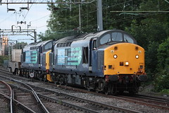 37601+37602 nuc flask northampton (railways.2011) Tags: trains railways drs class37 37601 37602