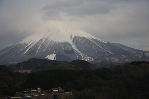 伯耆大山(ほうきだいせん)