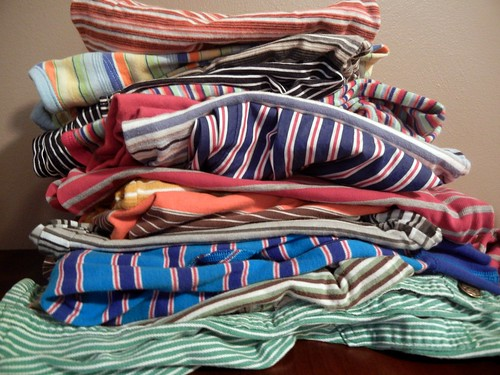 Pile o' Stripes