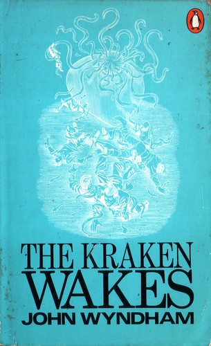 "The Kraken Awakes by John Wyndham. Penguin 1974. Cover artist Harry Willock • <a style=""font-size:0.8em;"" href=""http://www.flickr.com/photos/75422475@N02/8515516068/"" target=""_blank"">View on Flickr</a>"