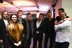 Comic Relief Rocks The Dock (Miss Emma Gibbs) Tags: charity comedy bbc comicrelief rednoseday comedians jasoncook chrishawkins justinmoorhouse rockthedock petersalmon smugroberts iandmontford lucysimons redredmond