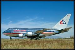 N602AA American Airlines (Bob Garrard) Tags: star dubai with air united wing emirates arab american seven boeing airlines triple twa 747sp p4fsh n602aa a6smm n57203