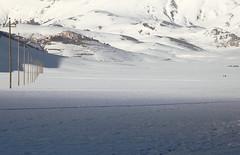 Castelluccio di Norcia (da.geli) Tags: winter snow castellucciodinorcia parconazionaledeimontisibillini lapiana