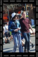 SXSW 2013: blue & (jack) white (Jen's Photography) Tags: jackwhite singer musician man male hat floppyhat stripes fashionable fashion famous blazer people friends pals afternoon day celebrate sxsw southbysouthwest music musicfestival mediafestival streetphotography jensphotography nikon d80 nikond80 dslr austintexas austin texas south march 2013 city urban 6thstreet candid candids portraits street editorial crowds centraltexas border downtown downtownaustin outside outdoors atx capitol austintexascapitol capitoloftexas texascapitol downtownaustintexas austinphotography austintexasphotography object