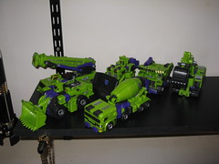 TFC HERCULES Group Alt modes (OpTILLmus) Tags: toys rage kit hercules tfc addon