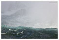 Edge (Gvomit) Tags: 5d 5dmarkii canada canon eau gvomit gvophoto water edge falls niagarafalls niagarariver niagara chutes embruns bruine mist ontario courant current