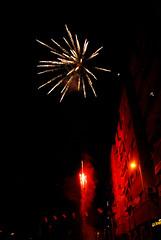 Cause baby you're a firework. (MartínNavarro) Tags: light valencia night firework fallas valenciafallas