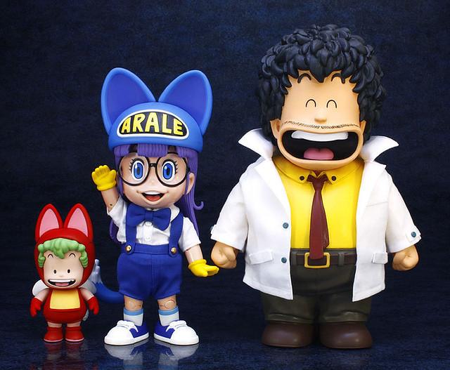 怪博士與機器娃娃 則卷千兵衛 (丁大丙博士)