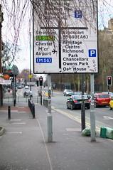 Sign (kh1234567890) Tags: sign manchester 50mm traffic pentax crossroads fallowfield wilmslowroad k7 lenshood smcpentaxm50mmf14 stepdownring smcpm50mmf14 4928mm