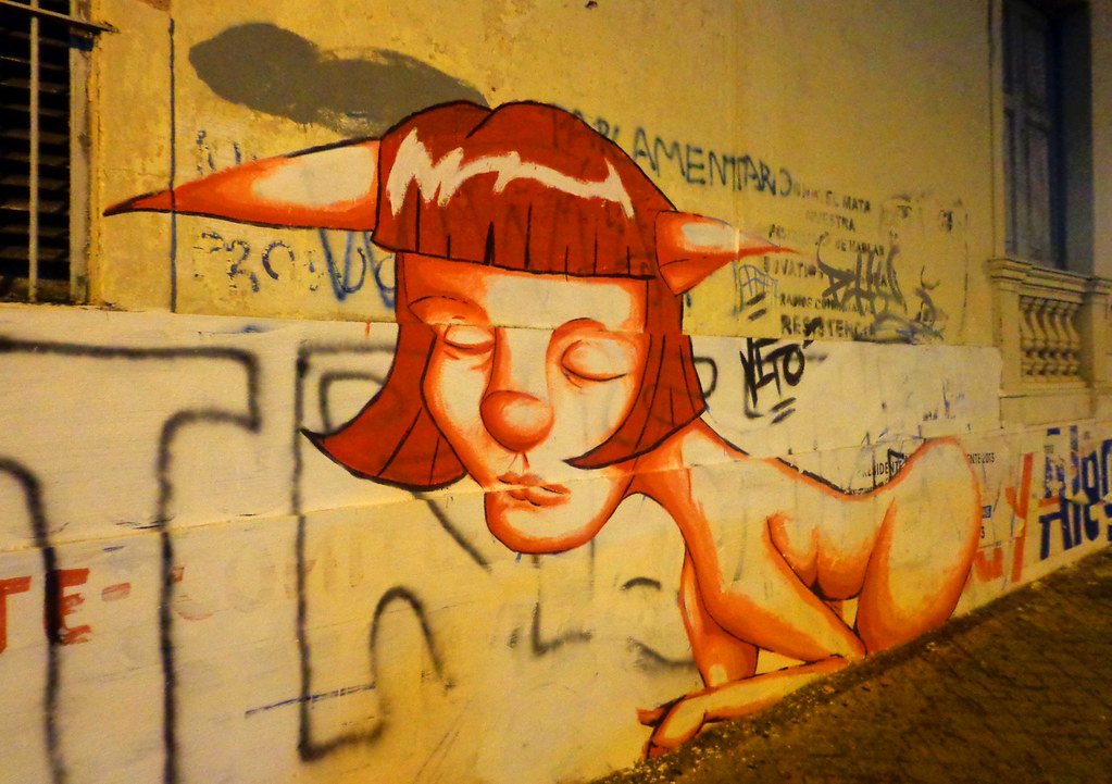 The World\'s Best Photos of graffiti and paraguay - Flickr Hive Mind