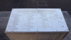Notables who Died for the Covenanter Cause (golferb1993) Tags: old history scotland town edinburgh grassmarket gallows execution covenanter