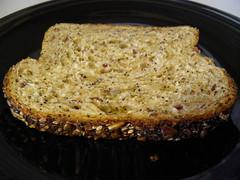 Multigrain Bread #1 (rabidscottsman) Tags: food macro water bread eat honey squareformat quinoa flour yeast sesameseeds millet day86 flax pumpkinseeds foodphotography wheatberries freshbread multigrain wheatsourdough wholewheatflour scotthendersonphotography 6grains