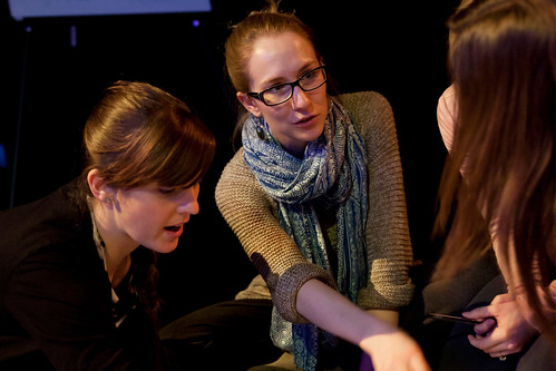 Exploring professional development opportunities at Essex Dance Teachers Network © Rachel Cherry 2013