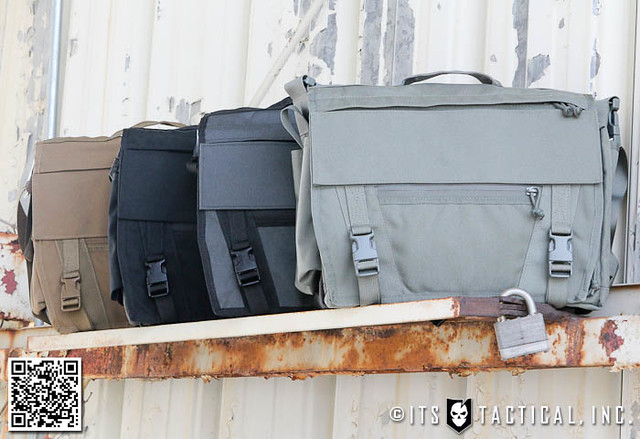 ITS Tactical Discreet Messenger Bag 01